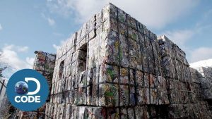 How are aluminium cans recycled?
