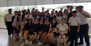 Raising awareness about Zero Waste at ACS International School