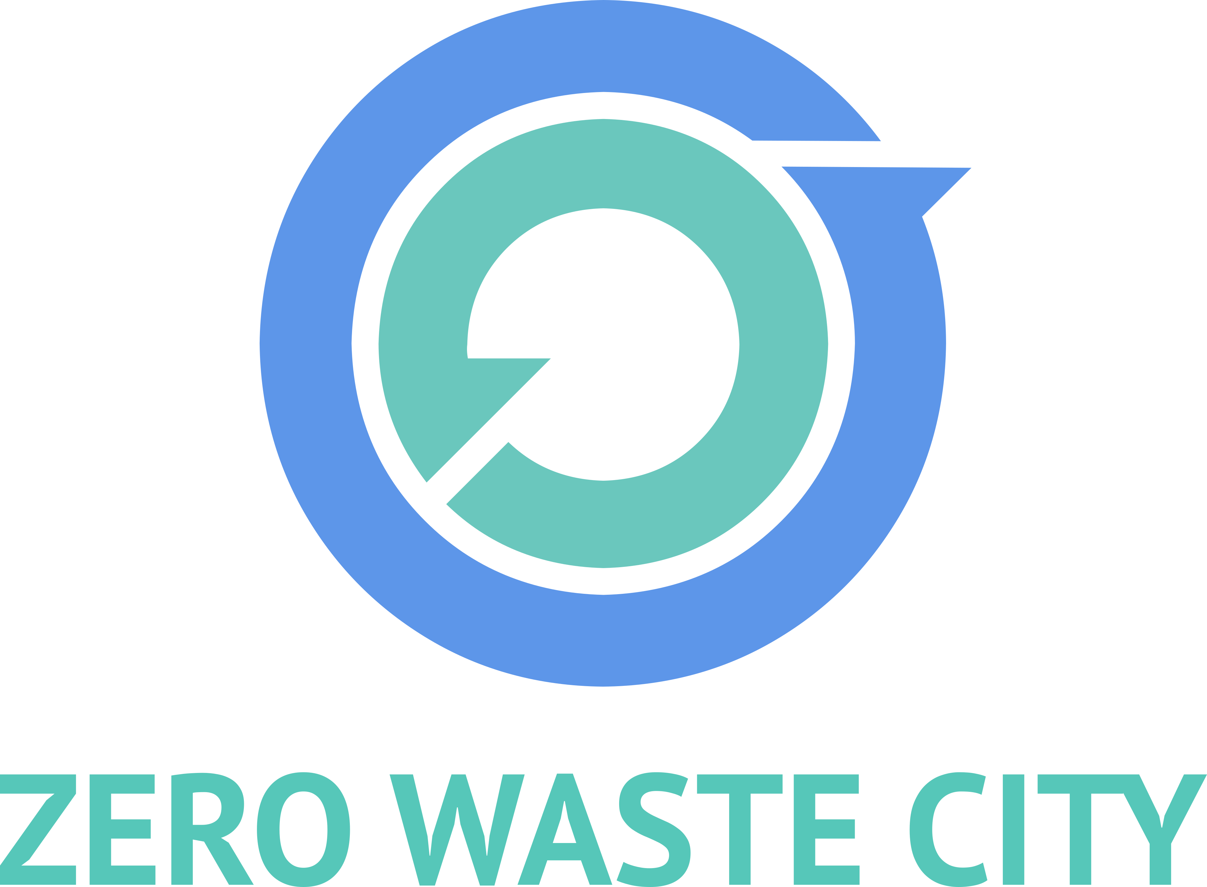 Zero Waste City logo
