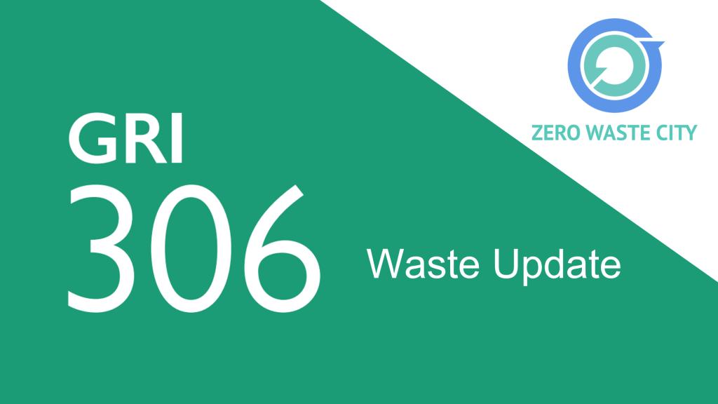 GRI 306 Waste Update