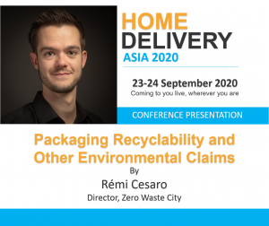 Home Delivery Asia 2020 conference
