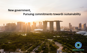 New Government, pursuing commitments towards sustainability