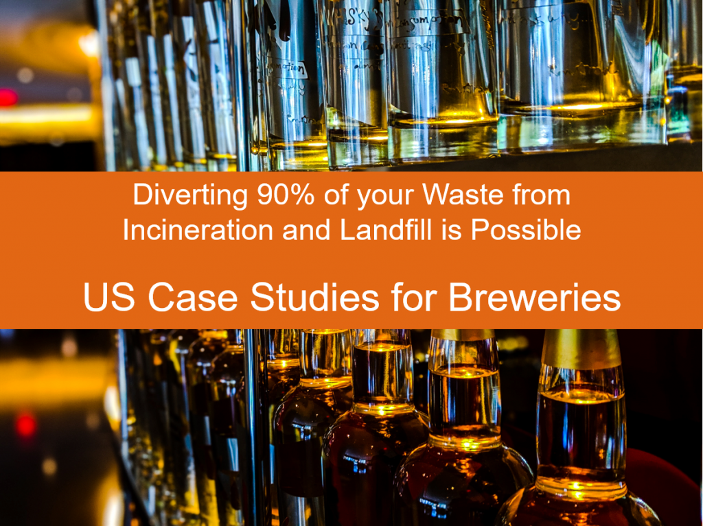 waste management case studies for breweries