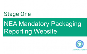 Stage 1 of the NEA Mandatory Packaging Reporting website