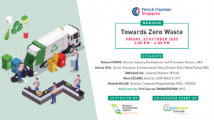 Webinar - Towards Zero Waste