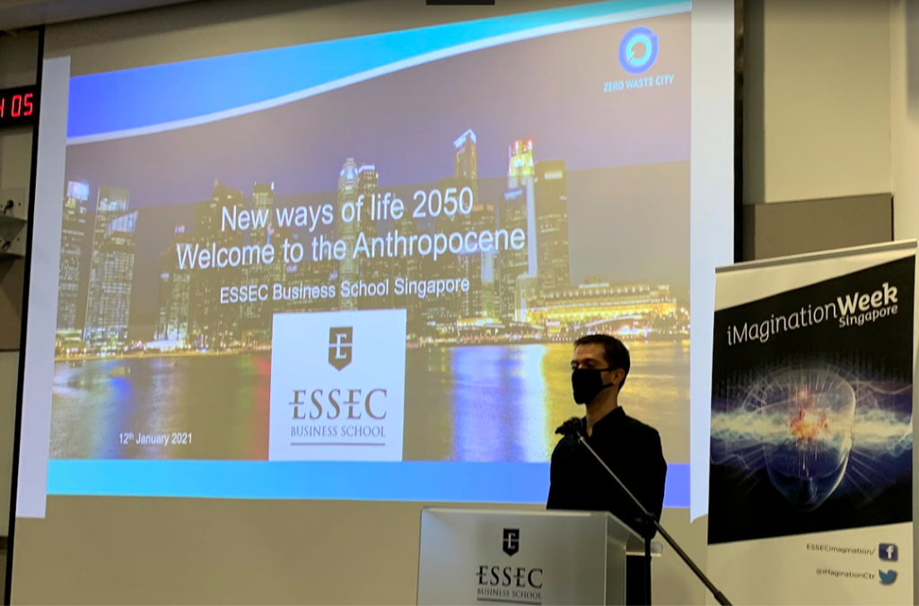 New ways of life in 2050