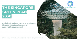 The Singapore Green Plan 2030