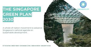 The Singapore Green Plan 2030