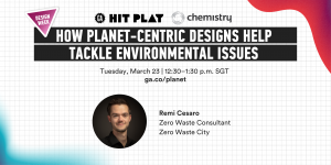How Planet Centric Designs Help Tackle Environmental Issues