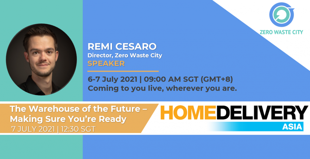 Home Delivery Asia – 2021 Virtual Event is back